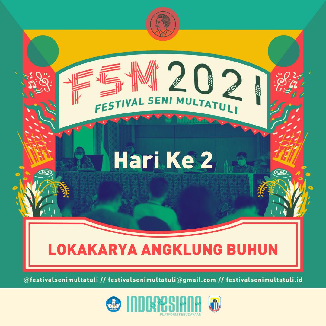 Lokakarya Angklung Buhun hari 2